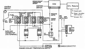 Coolant Recall Fan Controller Schematic  Location