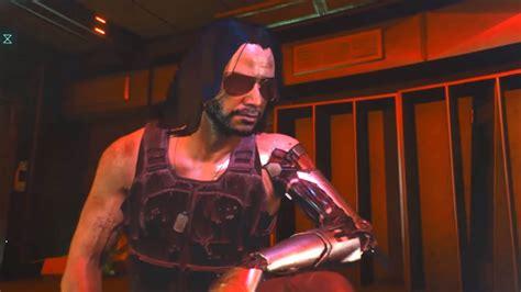 2077 cyberpunk keanu enemigo reeves aliado gameplay wait puede ser