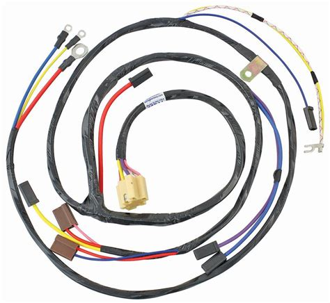 Engine Wiring Harness All Ignition Switch