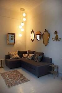 Kleines Wohnzimmer Ideen : kleines wohnzimmer einrichten schlicht ecksofa l c aufer wanddeko ebenfalls elegant ~ Eleganceandgraceweddings.com Haus und Dekorationen