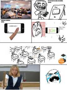 Funny Memes About Phones in School