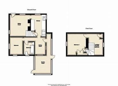 Cottage Plans Floor Tiny Wales Smallhousebliss