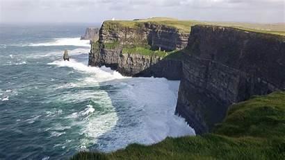 Ireland Cliffs 4k Desktop Moher Screen Wallpapers