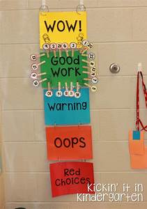 Classroom Behavior Clip Chart Cliparts