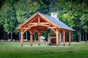 New Outdoor Pavilion The Alpine The Barn Yard Great