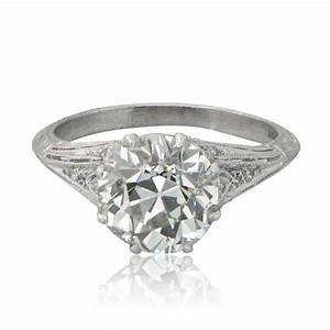 Estate diamond jewelry for Estate jewelry wedding rings