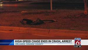 2 sought after 100 mph chase in Orange County, FHP says