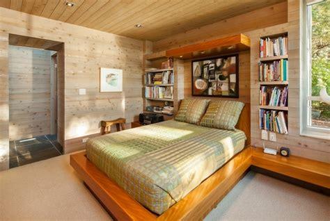 chambre contemporaine ado villa contemporaine en bois par daniel evan white saanich