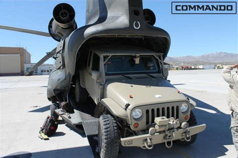 commando jeep hendrick the iconic jeep may see frontline combat again business
