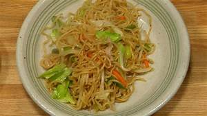Yakisoba Noodles Recipe – Cooking with Dog