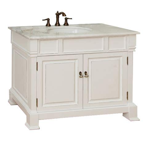 single sink bath vanity  white uvbhwh