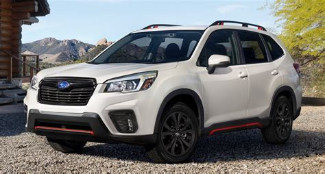 2019 Subaru Forester Arrives With Tons Of Features
