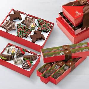 Holiday Business Gifts Easy as 1 2 3 Edible Blog