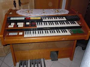 Elektronische Orgel In Maxdorf