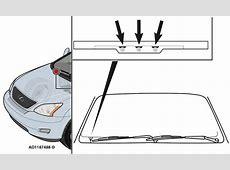 Lexus RX300 ABSESP warning lamp illuminated Tech Tips
