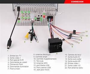 Ford Fiesta 2006 Radio Wiring Diagram