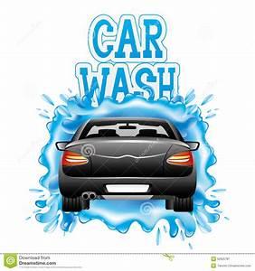 Car, Wash, Stock, Vector