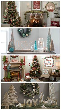 images  decorating  christmas  pinterest