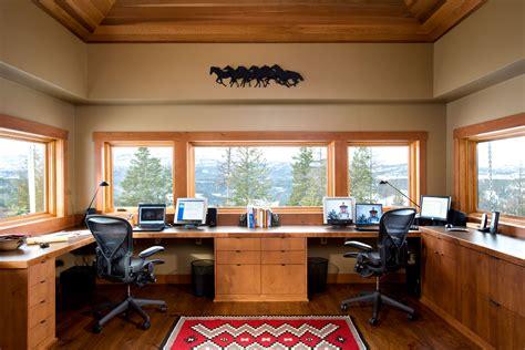 H&o - Home & Office Interiors : Small Mountain Home Coeur D'alene