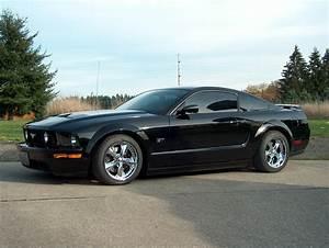2007 black stang - Ford Mustang Forum