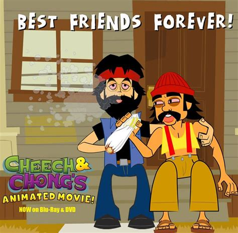 So i feel like such an idiot because when i was little, i used to think that cheech & chong were the same people as smokey & the bandit xd. Cheech & Chong (With images)   Animated movies, Education humor