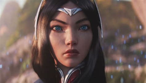 League Of Legends' New Cinematic Brings Runeterra To Life