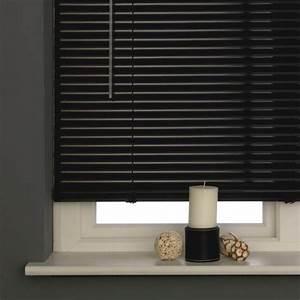 c aluminium black venetian blind harry corry limited With cheap bathroom blinds uk