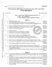 Managerial economics mba 1st semester pdf notes