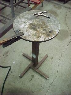 homemade small welding table homemadetoolsnet