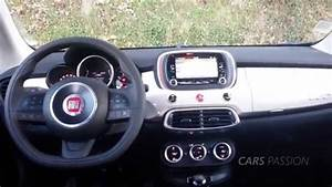 Fiat 500x Cross 2015 Mode Off Road  System Traction  4x4