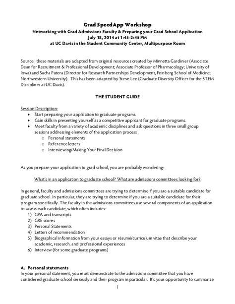 personal statement uc davis