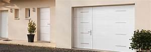 Lapeyre Porte De Garage : les portes de garage sectionnelles ~ Melissatoandfro.com Idées de Décoration