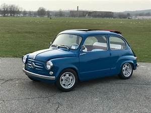1962 Fiat 600 Abarth Inspired For Sale  Photos  Technical
