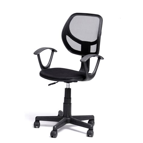 ergonomic mid back home office task chair computer chair