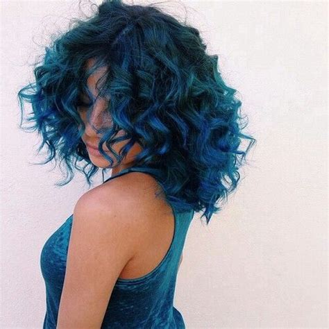 25  best ideas about Curly Hair Coloring on Pinterest