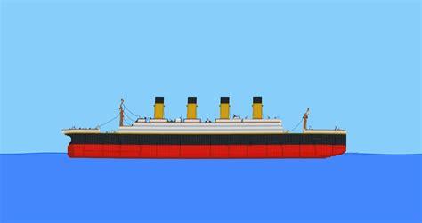 sinking ship simulator titanic titanic image sinking simulator 2 mod db