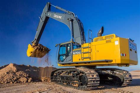 john deere  metric tons excavators price specifications