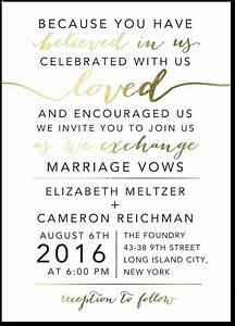 Elegant exchange full suite foil stamped no parents for Wedding invitation quotes from parents