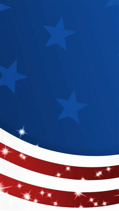 Patriotic Stars Flag Stripes America Iphone Mobile