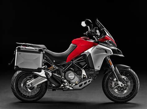 Ducati Multistrada by 2017 Ducati Multistrada 1200 Enduro Review