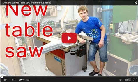 video treat  sliding table  protradecraft