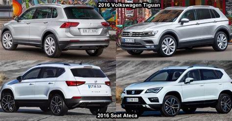 seat ateca vs tiguan seat ateca mı wolksvagen tiguan mı acil kizlarsoruyor