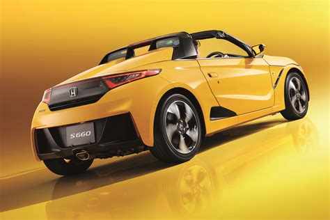 Honda S660 Kei Sportscar Is Sold Out In Japan 80 Percent