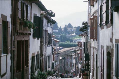 csite basque country with jean pied de port cing narbaitz basque coastline