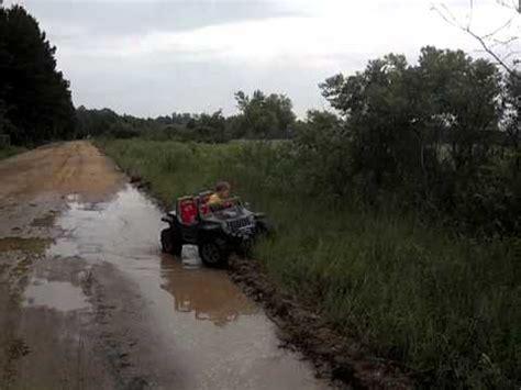 Jeep Hurricane Mud Riding Modified Power Wheels Youtube