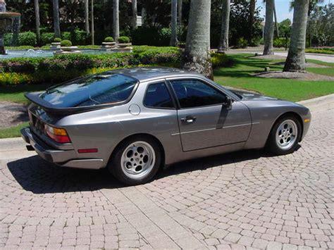 1986 Porsche 944 Turbo For Sale Low Miles