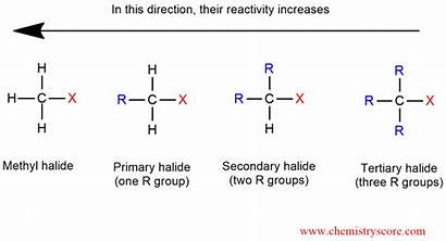 Alkyl Sn2 Halides Reaction Chemistryscore Chemical