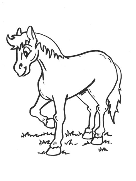 pferde malvorlagen malvorlagende