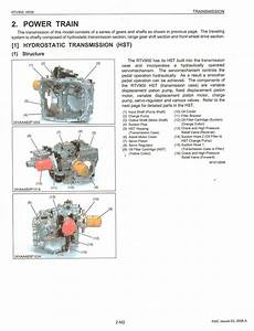 Kubota Rtv Engine Diagram