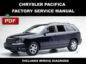 2004 Chrysler Pacifica Repair Manual by Chrysler Pacifica 2004 2005 2006 2007 2008 Factory Oem